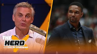 Chris Bosh thinks Giannis wants to bring Milwaukee a title, talks LeBron and Lakers | NBA | THE HERD