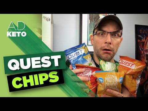 Quest Chips | Taste Test and Ranking! | Keto-Friendly Chips