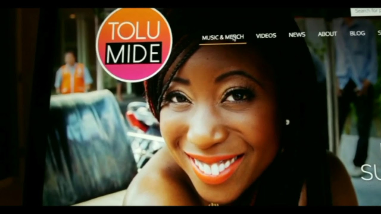TolumiDE opens for Les Nubian and features onlininline website presence and Mama Sunshine