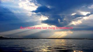 Angels & Airwaves - One Last Thing (Lyrics on screen)