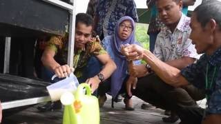 BMKG  Sekolah Lapang Iklim Tahap 2 Gelombang 2 Prov Kep Bangka Belitung Tahun 2016