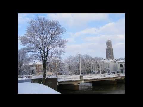 Winter in Zwolle 2010