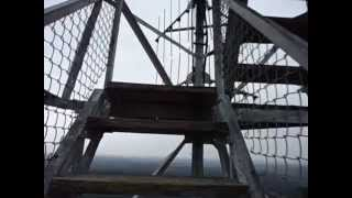 Parsons Mountain Lookout Tower Abbeville SC