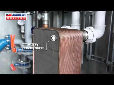 500kW packaged boiler