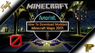 How To Download Modded Minecraft Maps Easier Updated 2017, PS3/PS4/Xbox/Xbox 360!