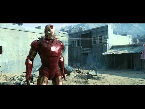 The original Iron Man movie was so gritty