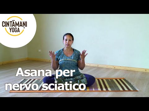 Olisticmap - Yoga per l'infiammazione al nervo sciatico