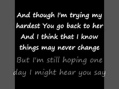 Best for Last - Adele (Lyrics)