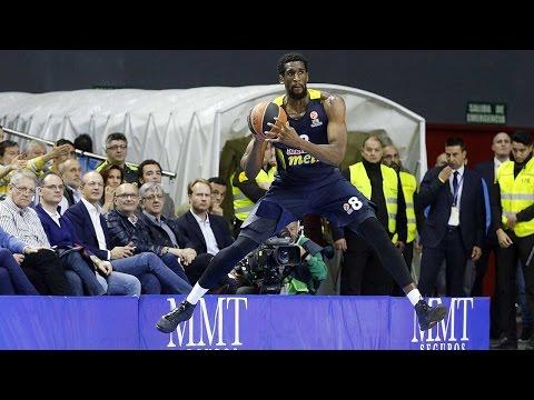 Playoffs Game 3 MVP: Ekpe Udoh, Fenerbahce Istanbul