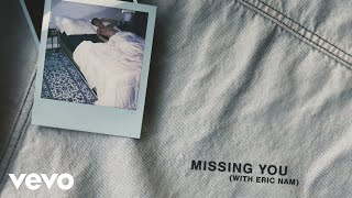 Steve James, Eric Nam   Missing You (Audio)