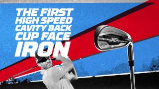 XR Irons: Technology Built For Speed