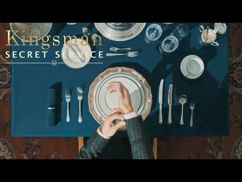 Usare le posate a tavola | Come diventare un vero Kingsman [HD] | 20th Century Fox