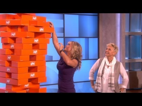 Best Game of Jenga Ever?