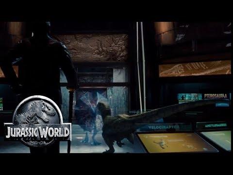 The Jurassic World Foreshadow We All Missed   Jurassic World Fallen Kingdom