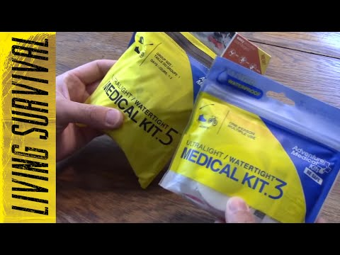 Adventure Medical First Aid Kit Review