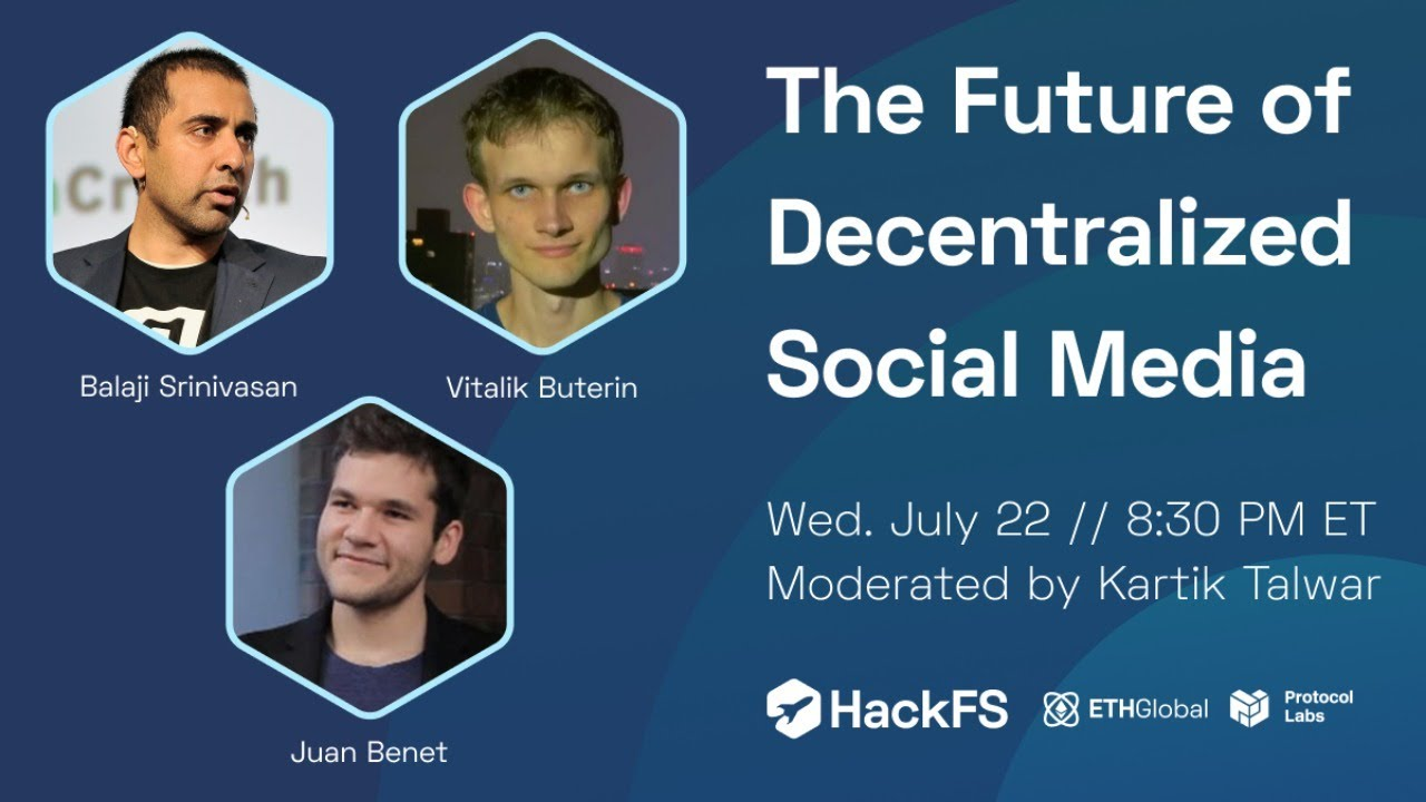The future of the Decentralized Social Media