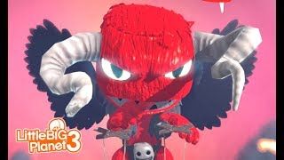 LittleBIGPlanet 3 - Strings: The Puppet Show of Life [Movie] - Playstation 4