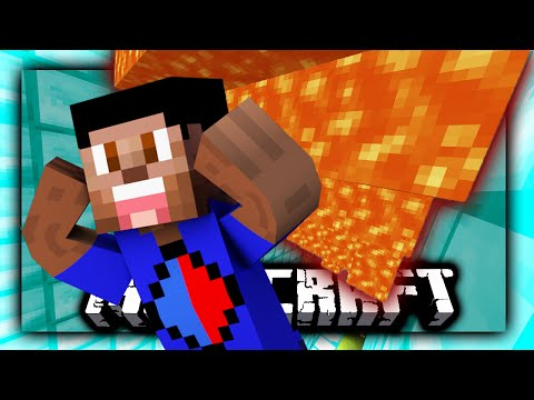 NEW LEVELS! - Minecraft SUPER LAVA RUN PARKOUR with The Pack