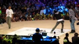 U.K. and Aldo vs. Les Twins, hip-hop final @Juste Debout, 2011