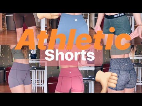 Lululemon   Wearwolf   Ryderwear ETC. Gym Shorts Try On & Review
