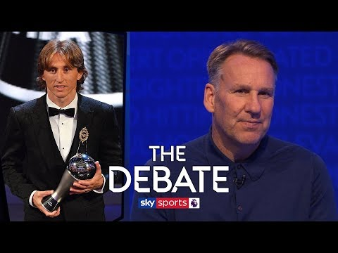Who deserved to win The FIFA Best Award? | The Debate | Merson & Sidwell
