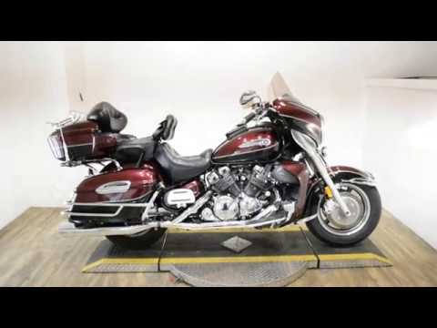 2008 Yamaha XVZ13 ROYAL STAR VENTURE in Wauconda, Illinois - Video 1