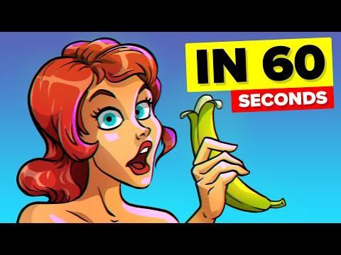 Co se stane v následujících 60 sekundách?