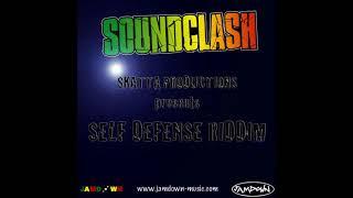 Self Defense Riddim Mix(2008)Elephant ManVybz KartelMavadoSpraggaMerciless&More(Kings Of Kings)