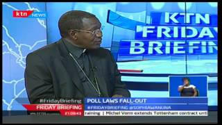 Friday Briefing: Pall laws fall-out, Interview with Rev. Alfred Rotich and Sophia Wanuna 23/12/2016