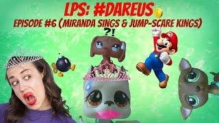 ❋Littlest Pet Shop: #DareUs (Episode #6: Miranda Sings & Jump-Scare Kings)