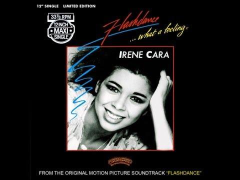 Irene Cara - What A Feeling - 80's Lyrics