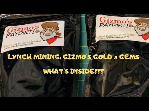 LYNCH MINING Gizmos Supremo Gold+Gems review - Golden
