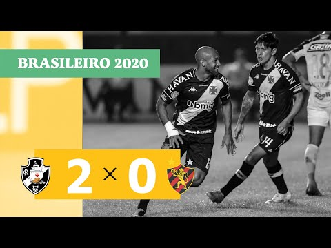 Vasco 2-0 Sport (Campeonato Brasileiro 2020) (Highlights)