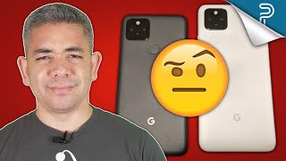 Pixel 5 and Pixel 4a 5G Design: Hey Google, You Sure?