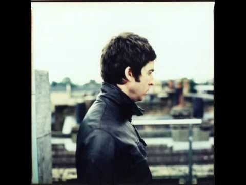Oasis(Noel Gallagher) - Don't Look Back In Anger (Radio Acoustic Version)