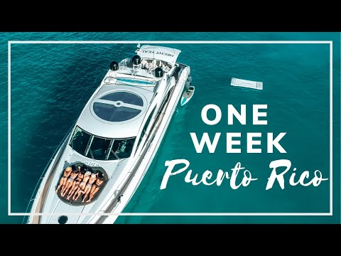 PUERTO RICO TRAVEL VLOG | 1 WEEK 2020