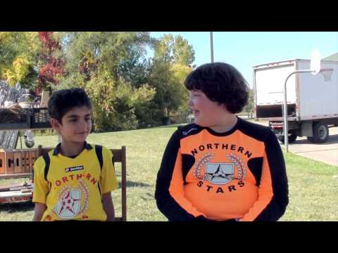 The New Lionel Messi??  Christian Koza & Aedin Mincks - Golden Shoes Soccer Movie