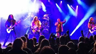 DIRKSCHNEIDER - Aiming High - The Circus, Helsinki, Finland 12.11.2017