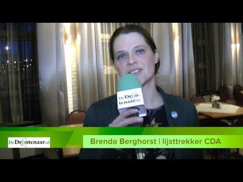 Gemeenteraadsverkiezingen Dronten, 21 maart | Lijst 1: CDA