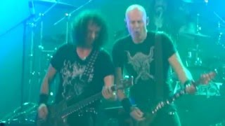 """ACCEPT """"Son Of A Bitch"""" Live at Ray Just Arena, Moscow, 26.11.2015"""