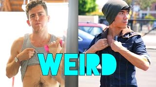 Weird Things All Men Do But Don't Talk About