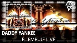 Daddy Yankee - El Empuje Live - Barrio Fino En Directo