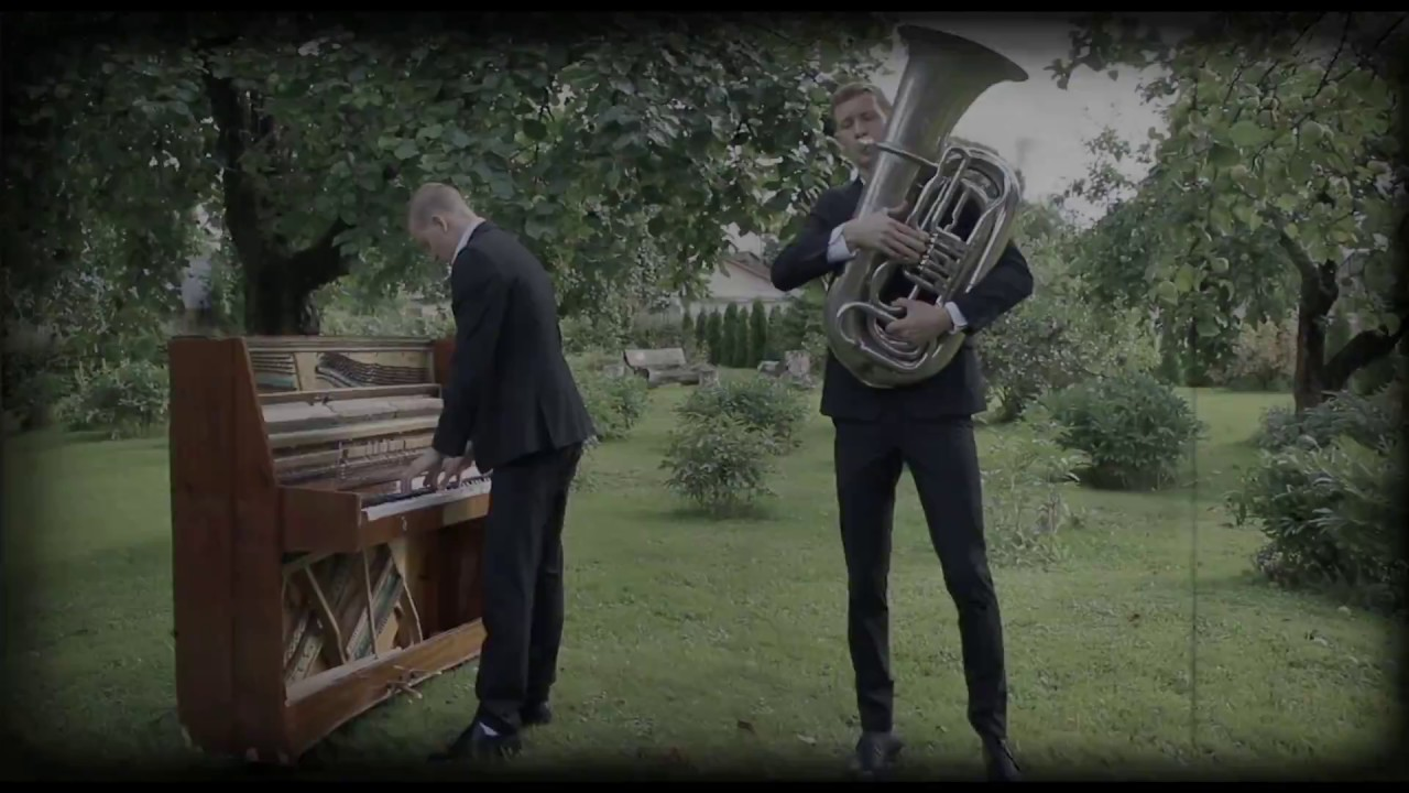 Mattias & Miikael Haamer - Woodchuck