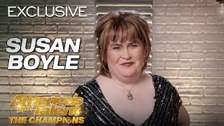 Getting To Know Susan Boyle! - America