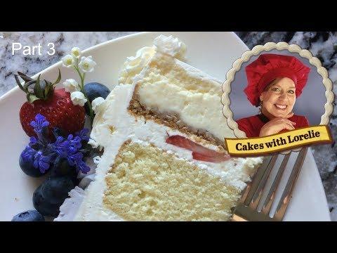 Cheesecake Wedding Cake and Setup Ideas