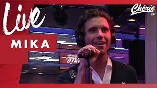 "Mika Interprète ""Dear Jealousy"" Sur #Chériefm #livemika"