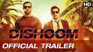 Dishoom Official Trailer  John Abraham Varun Dhawan Jacqueline Fernandez