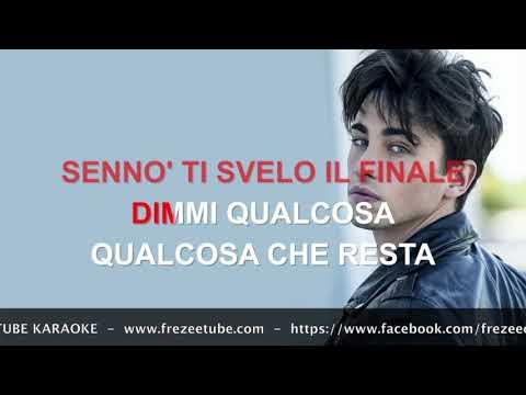 , title : 'Riki (Riccardo Marcuzzo) - Perdo le parole - Karaoke con testo'