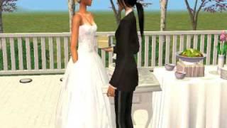 Симс3, Sims Lesbian Wedding