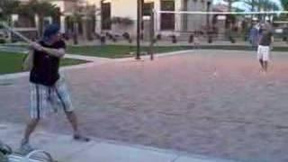 Wiffle Action Baseball Jeff Kent Manny Ramirez